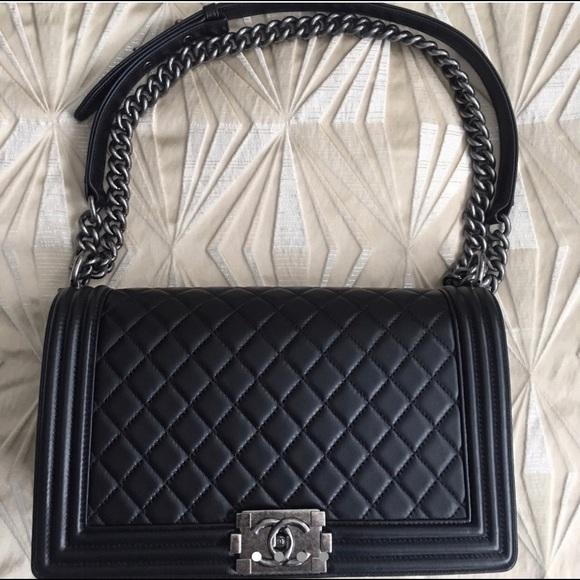 b108525b1a70 CHANEL Bags | Boy Bag Made In France | Poshmark